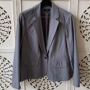 Gray suite blazer, never worn!